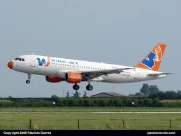 Wind Jet leaves passengers stranded in Rome