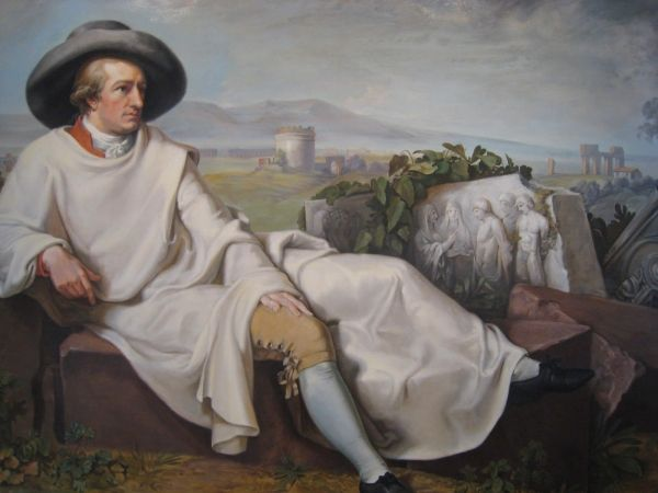 Goethe's Italian Paintings