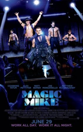 English language cinema in Rome: Magic Mike