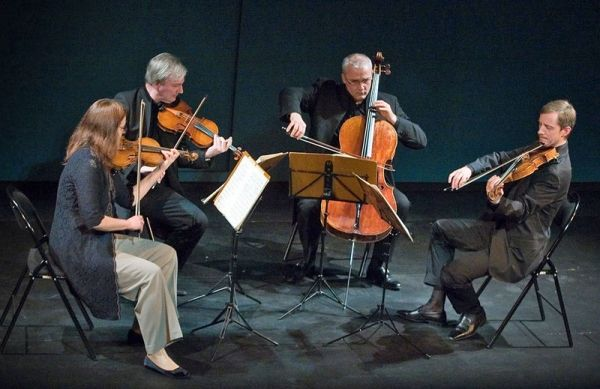 Classical music at Rome's French Academy