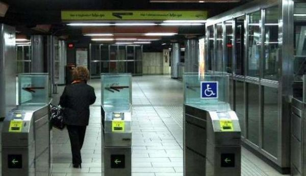 Rome's ticket-dodging commuters