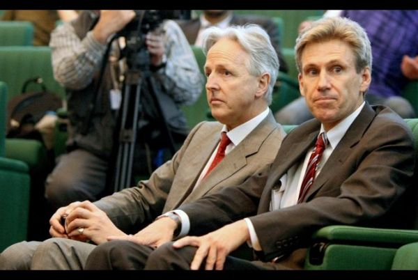 Condolences on the death of Christopher Stevens from the British Ambassador to Italy, Christopher Prentice