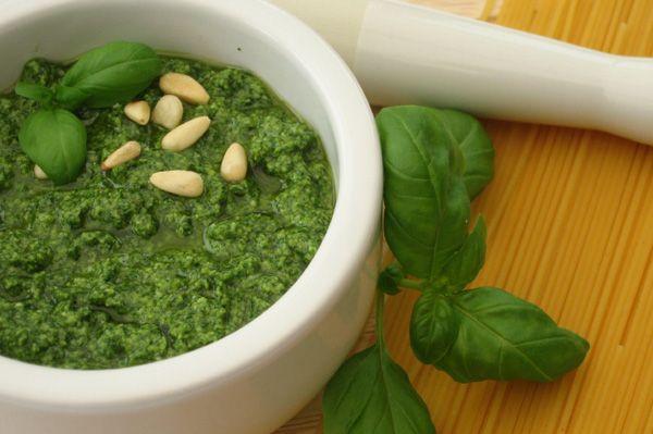 Wanted in Rome recipe: Pesto alla Genovese