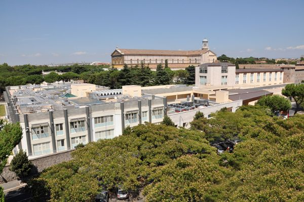 New facilities at Vatican children's hospital in Rome