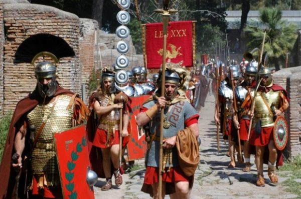 Rome relives the Ludi Romani festival