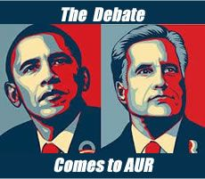 US election debates in Rome