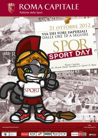 Sports Day in Rome