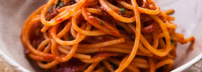 Wanted in Rome recipe: Bucatini all''Amatriciana