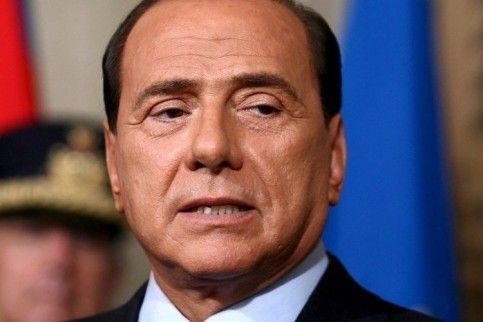 Berlusconi sentenced for tax fraud