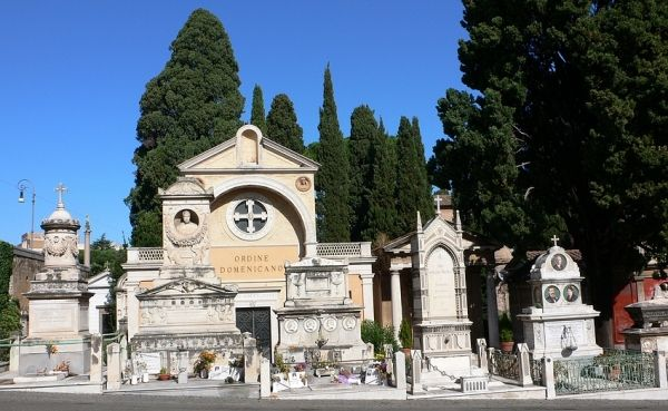 All Saints and All Souls in Rome