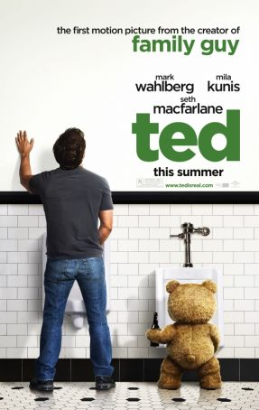 English language cinema in Rome: Ted