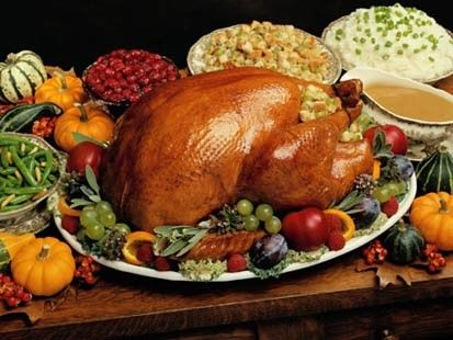 Thanksgiving events for Rome's international community