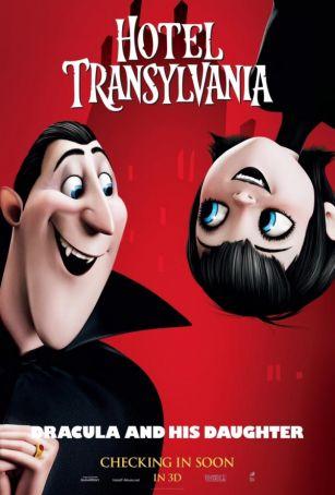 English language cinema in Rome: Hotel Transylvania