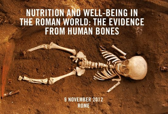 Nutrition and Well-Being in the Roman World