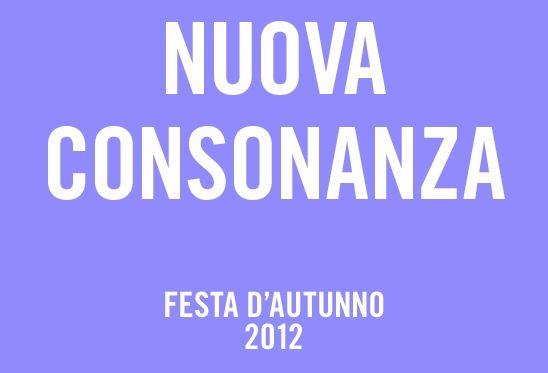Nuova Consonanza at the American Academy of Rome