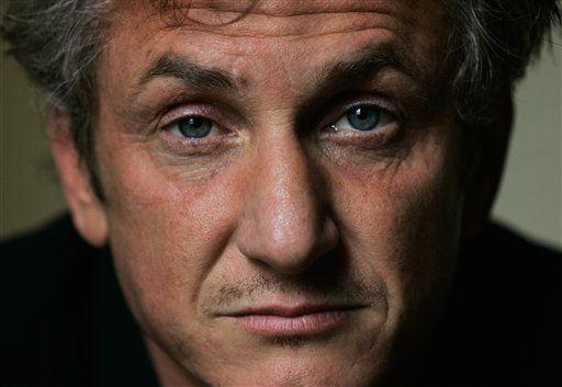 Sean Penn comes to Rome Film Festival