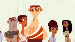 Teenagers in ancient Rome