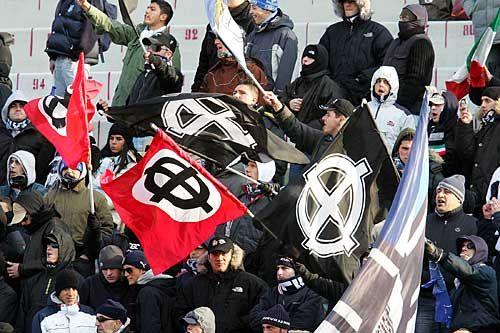 Anti-semitism at Lazio-Tottenham match