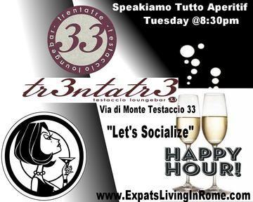 Expats Aperitif Social Games Tuesday November 27th