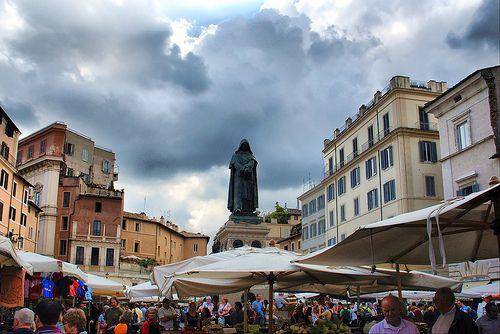Gates for Giordano Bruno?