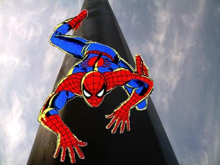 My Name is...Spiderman