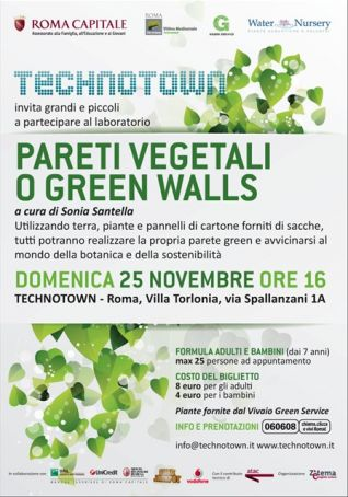 Green Walls at Technotown