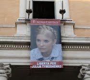 Spat between Rome and Ukraine over Tymoshenko