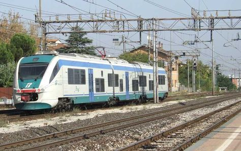 Train delays to Fiumicino and Civitavecchia