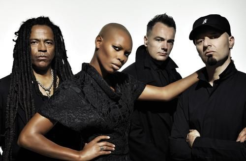 Skunk Anansie in Rome