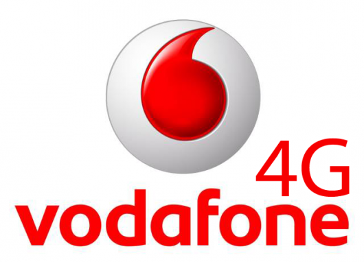 Vodafone launches 4G in Italy