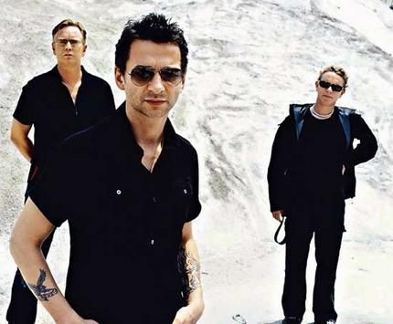 Depeche Mode come to Rome