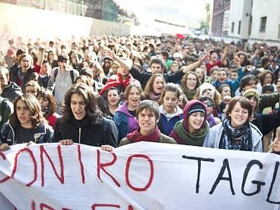 Students to protest in Rome