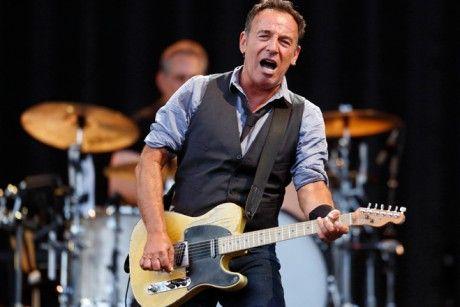 Bruce Springsteen in Rome
