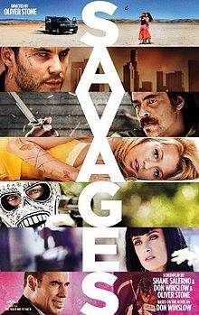 English language cinema in Rome: Savages