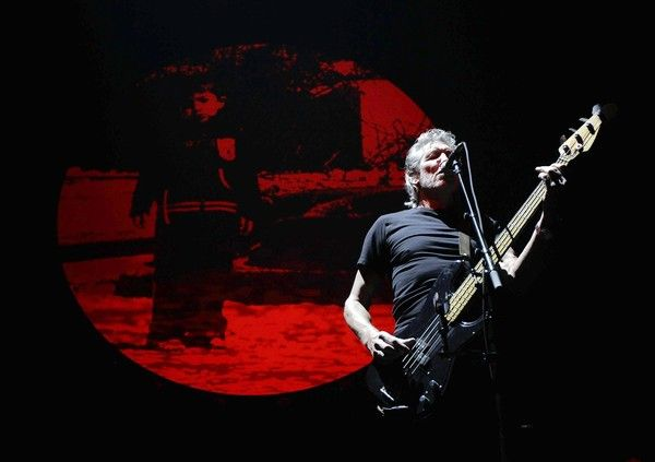 The Wall by Roger Waters in Rome