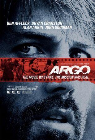 English language cinema in Rome: Argo