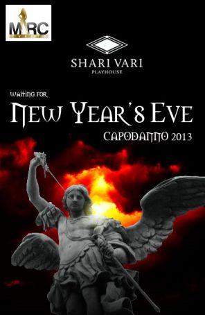 Shari Vari New Year's Eve Party