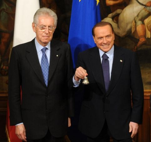 Italy's political manoeuvering