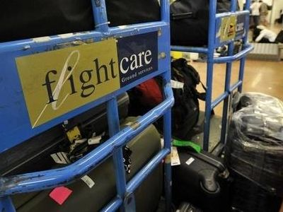 Baggage handlers cause disruption in Rome's airports
