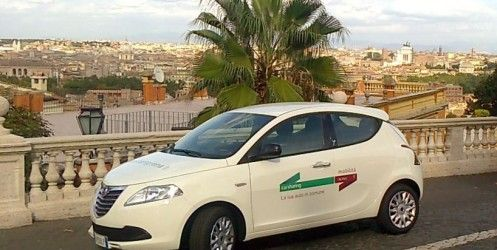 Christmas discount for car sharing scheme