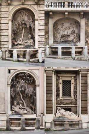 Fendi to restore Quattro Fontane and Trevi fountains