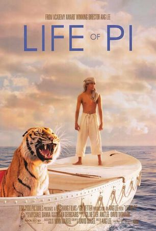 English language cinema in Rome: Life of Pi