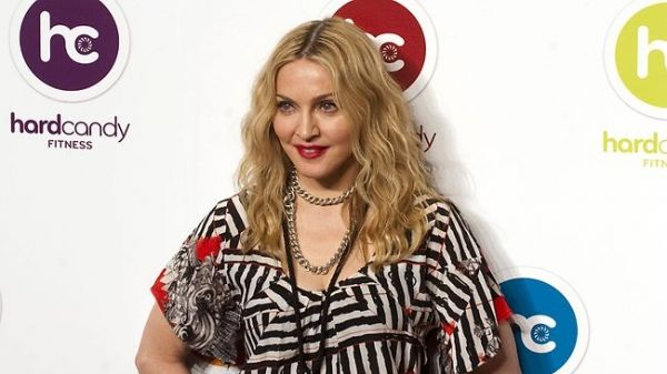 Madonna to open gym in Rome