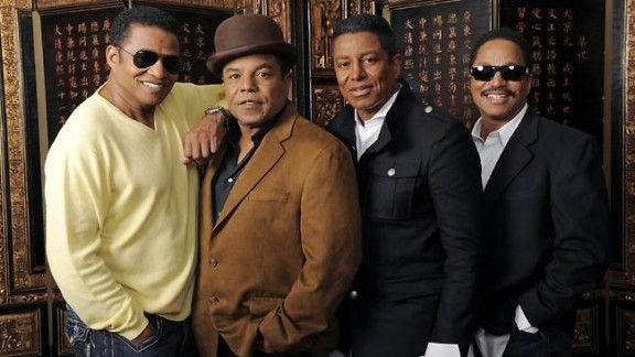The Jacksons in Rome