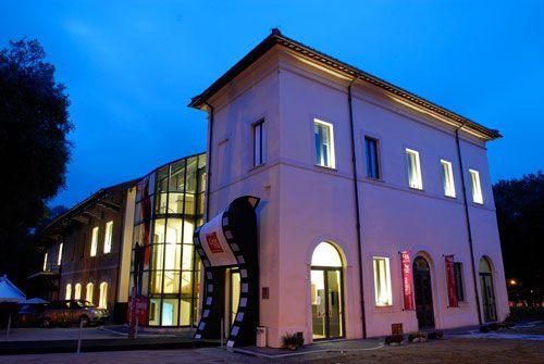 Rome's Casa del Cinema reports progress