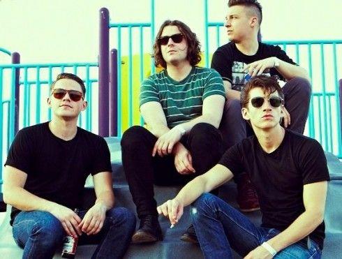 Arctic Monkeys in Rome