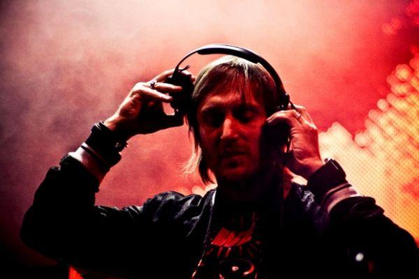 David Guetta in Rome