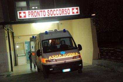 Crisis for Rome's ambulance service