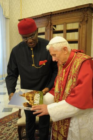 Nigeria's new embassy to the Holy See