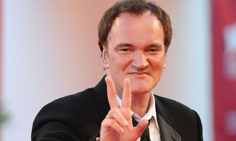 Quentin Tarantino honoured at Rome Film Festival